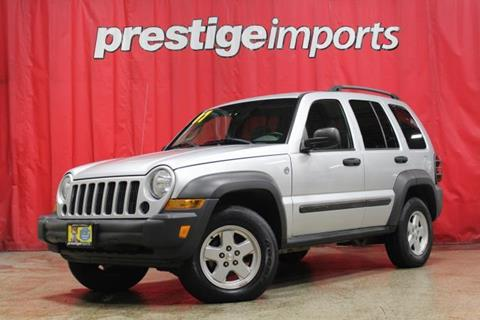 2007 Jeep Liberty for sale in St Charles, IL