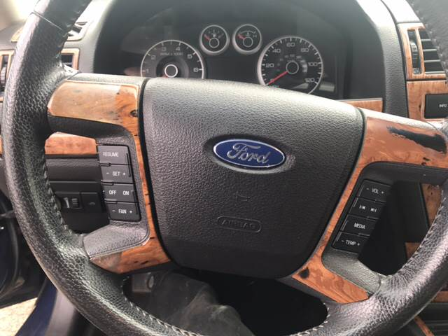 2007 Ford Fusion V6 SEL 4dr Sedan - Binghamton NY