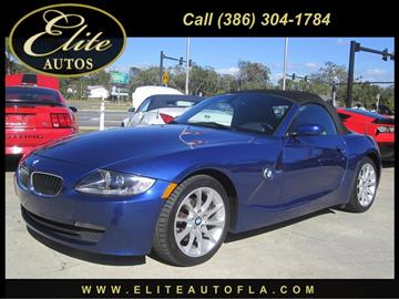 2007 BMW Z4 for sale in Port Orange, FL