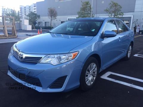 Toyota Camry For Sale Carsforsale Com