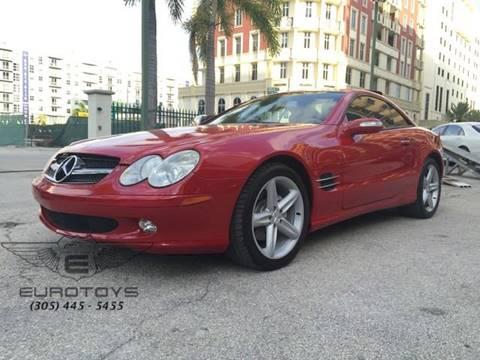 2005 Mercedes-Benz SL-Class for sale in Miami, FL