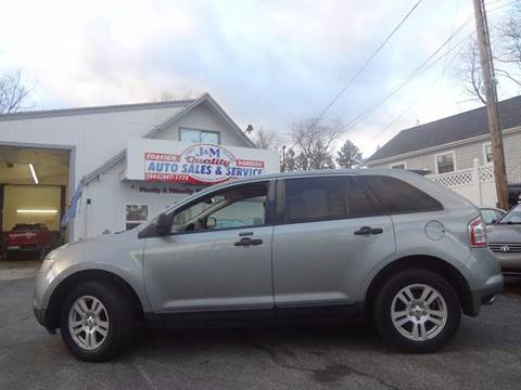 2007 Ford Edge for sale in Kingston, NH