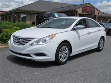2012 Hyundai Sonata for sale in Mooresville, NC