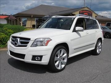 2011 Mercedes-Benz GLK for sale in Mooresville, NC