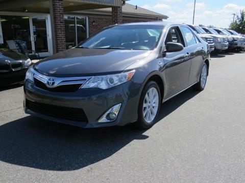 2013 Toyota Camry Hybrid for sale in Mooresville, NC