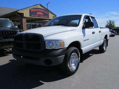 2004 Dodge Ram Pickup 1500 for sale in Mooresville, NC