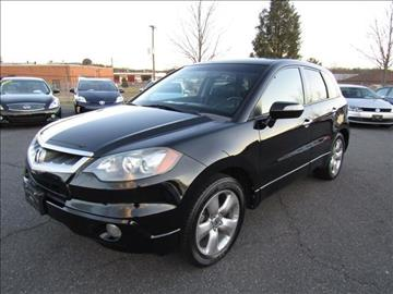2008 Acura RDX for sale in Mooresville, NC