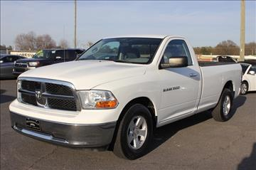 2012 RAM Ram Pickup 1500 for sale in Mooresville, NC