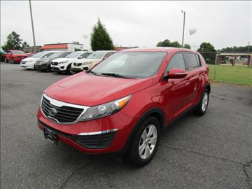 2012 Kia Sportage for sale in Mooresville, NC