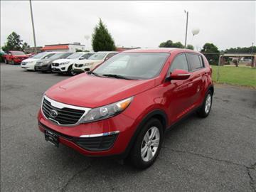 2012 Kia Sportage for sale in Mooresville, NC