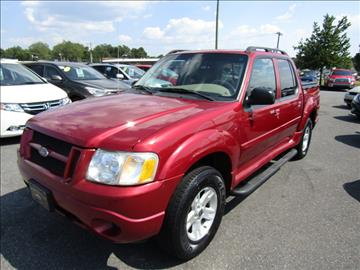 2005 Ford Explorer Sport Trac for sale in Mooresville, NC