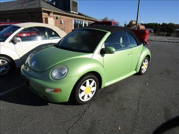 2004 Volkswagen New Beetle for sale in Mooresville, NC