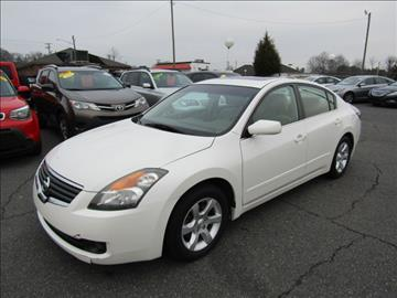 2007 Nissan Altima for sale in Mooresville, NC