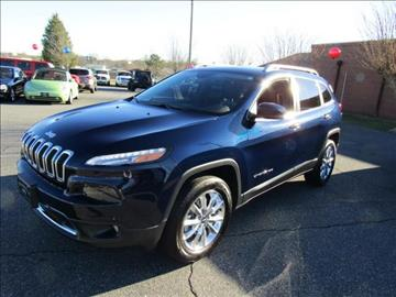 2014 Jeep Cherokee for sale in Mooresville, NC