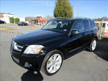2010 Mercedes-Benz GLK for sale in Mooresville, NC