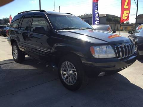 2003 Jeep Grand Cherokee for sale at Performance Autoworks in Tampa FL