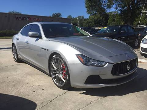 2015 Maserati Ghibli for sale at Performance Autoworks in Tampa FL