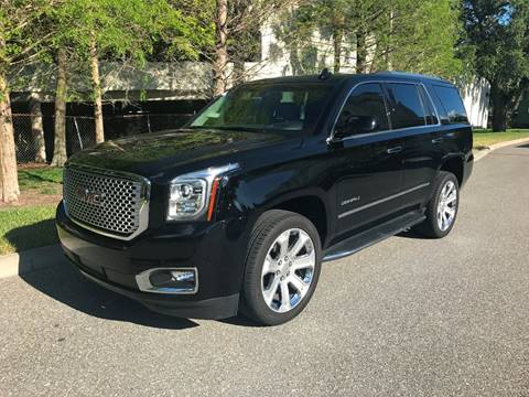 2017 GMC Yukon for sale at Performance Autoworks in Tampa FL
