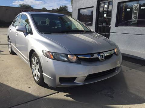 2010 Honda Civic for sale at Performance Autoworks in Tampa FL