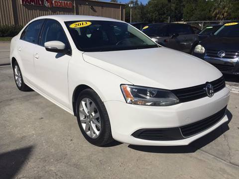 2013 Volkswagen Jetta for sale at Performance Autoworks in Tampa FL