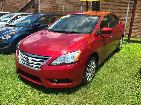 2014 Nissan Sentra for sale at Performance Autoworks in Tampa FL