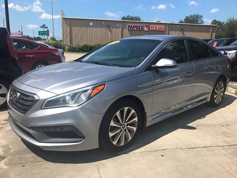 2015 Hyundai Sonata for sale at Performance Autoworks in Tampa FL