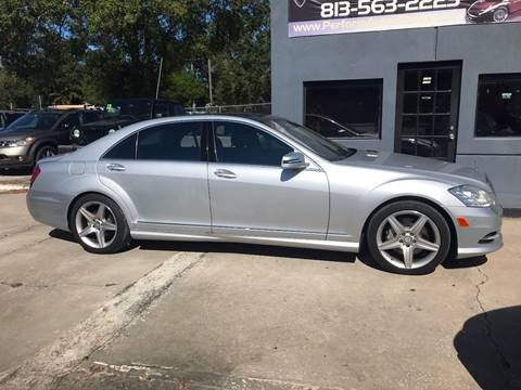 2010 Mercedes-Benz S-Class for sale at Performance Autoworks in Tampa FL