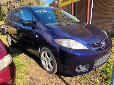 2007 Mazda MAZDA5 for sale at Performance Autoworks in Tampa FL