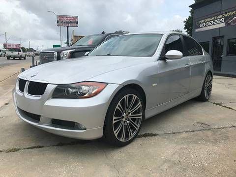2007 BMW 3 Series for sale at Performance Autoworks in Tampa FL