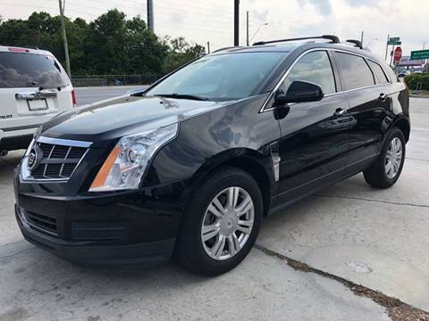 2010 Cadillac SRX for sale at Performance Autoworks in Tampa FL