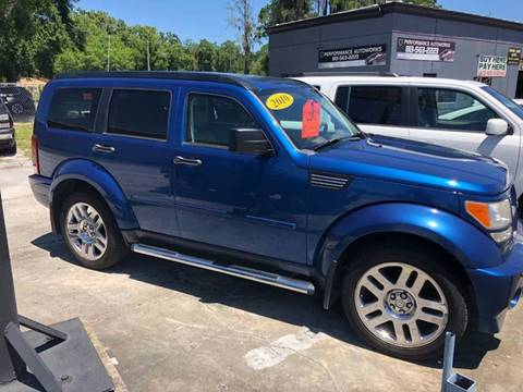 2010 Dodge Nitro for sale at Performance Autoworks in Tampa FL