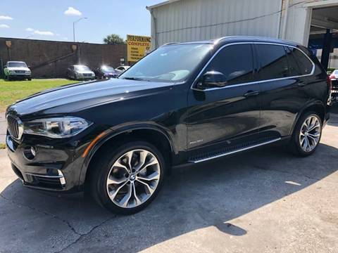 2015 BMW X5 for sale at Performance Autoworks in Tampa FL