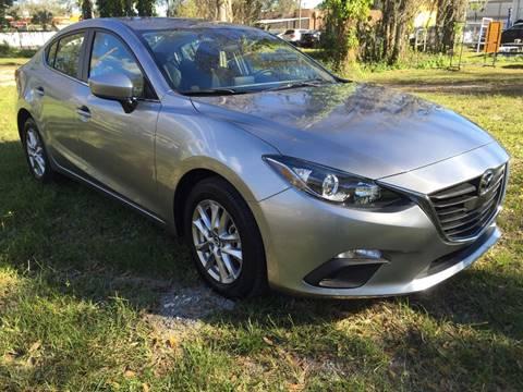 2016 Mazda MAZDA3 for sale at Performance Autoworks in Tampa FL