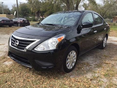 2016 Nissan Versa for sale at Performance Autoworks in Tampa FL