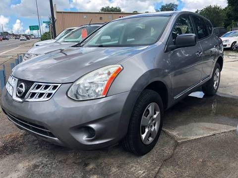 2013 Nissan Rogue for sale at Performance Autoworks in Tampa FL