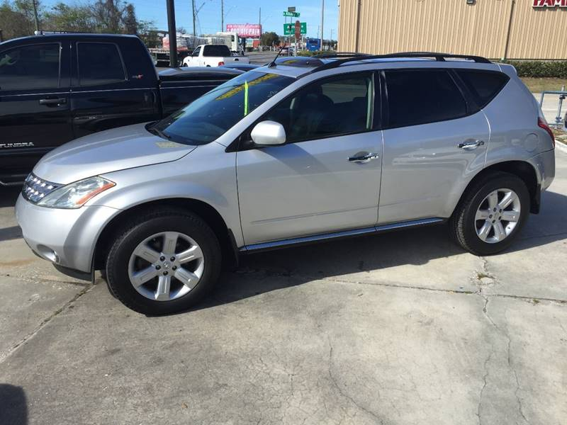 2007 Nissan Murano For Sale At Performance Autoworks In Tampa FL
