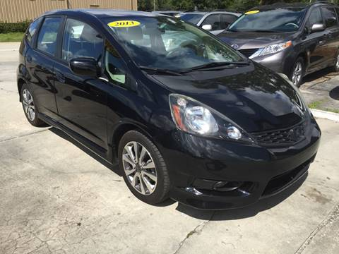 2013 Honda Fit for sale at Performance Autoworks in Tampa FL