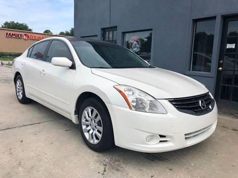 2011 Nissan Altima for sale at Performance Autoworks in Tampa FL