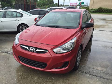 2012 Hyundai Accent for sale at Performance Autoworks in Tampa FL