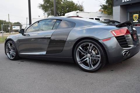 2011 Audi R8 for sale at Performance Autoworks in Tampa FL