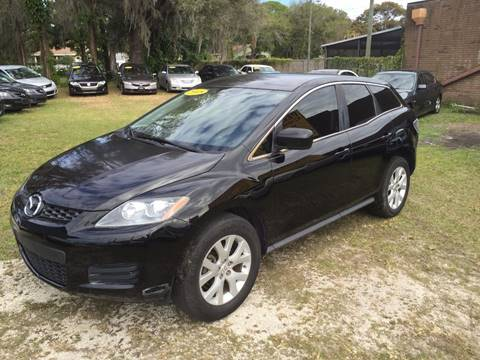 2008 Mazda CX-7 for sale at Performance Autoworks in Tampa FL