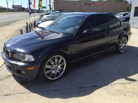 2005 BMW M3 for sale at Performance Autoworks in Tampa FL