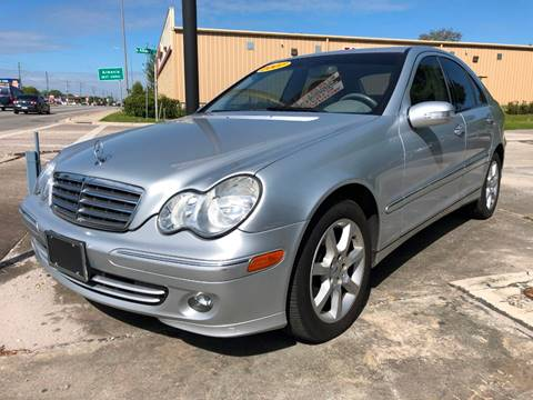 2007 Mercedes-Benz C-Class for sale at Performance Autoworks in Tampa FL