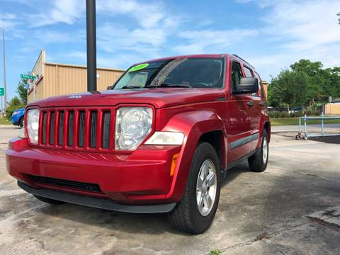 2010 Jeep Liberty for sale at Performance Autoworks in Tampa FL