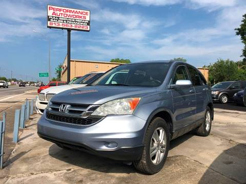 2011 Honda CR-V for sale at Performance Autoworks in Tampa FL