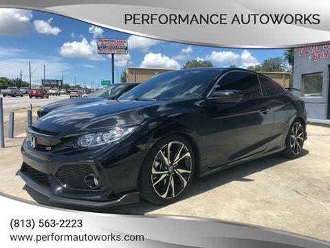 2019 Honda Civic for sale in Tampa, FL