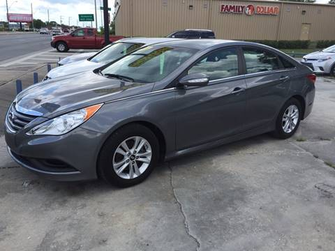 2014 Hyundai Sonata for sale at Performance Autoworks in Tampa FL