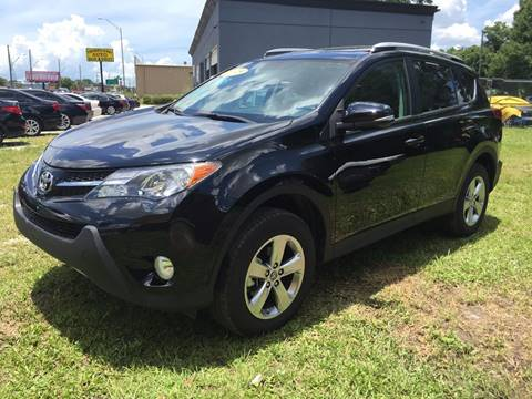 2015 Toyota RAV4 for sale at Performance Autoworks in Tampa FL