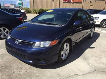 2008 Honda Civic for sale at Performance Autoworks in Tampa FL