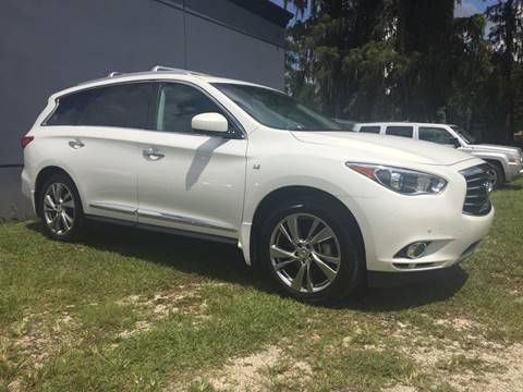 2014 Infiniti QX60 for sale at Performance Autoworks in Tampa FL